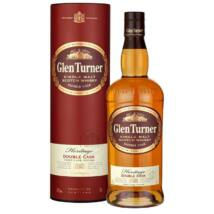 Glen Turner Heritage Double Wood Whisky [0,7L 40%]