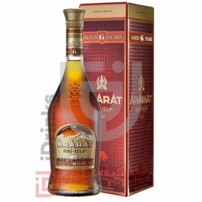 Ararat Ani 6 Éves Brandy [0,7L 40%]