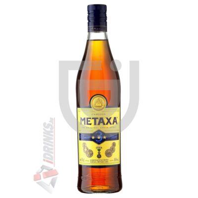 Metaxa 3* [0,7L 30%]