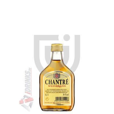 Chantre Weinbrand Mini [0,1L|36%]