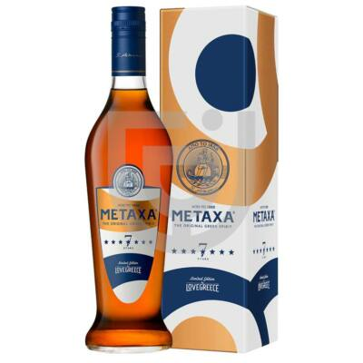 Metaxa 7* (DD) [0,7L 40%]