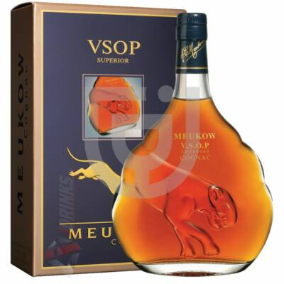 Meukow VSOP Cognac [0,7L|40%]