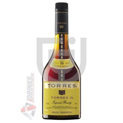 Torres 10 Years Gran Reserva Brandy [1L|38%]