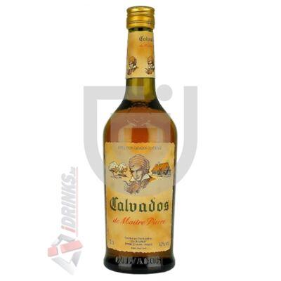 Calvados Maitre Pierre [0,7L 40%]