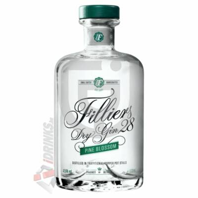 Filliers Pine Blossom Gin [0,5L|42,6%]