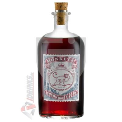 Monkey 47 Sloe Gin [0,5L 29%]