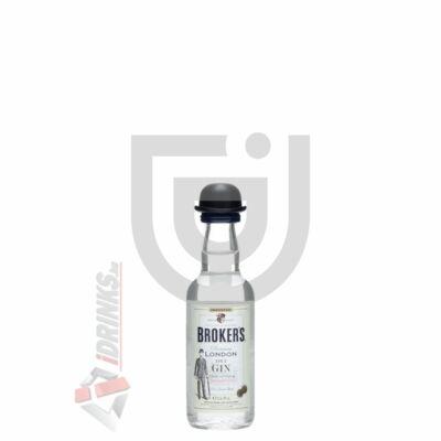 Brokers Gin Mini [0,05L|40%]