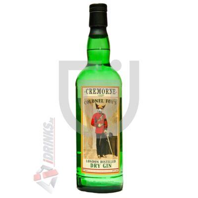 Cremorne 1859 Colonel Fox Dry Gin [0,7L 40%]