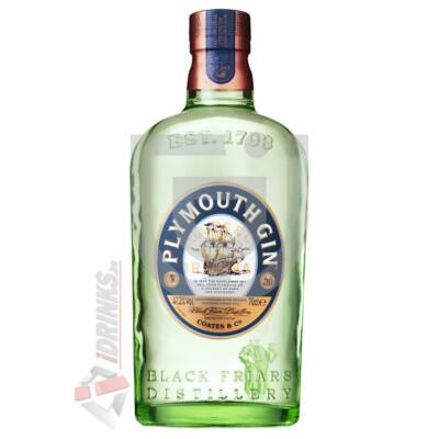 Plymouth Gin [0,7L 41,2%]