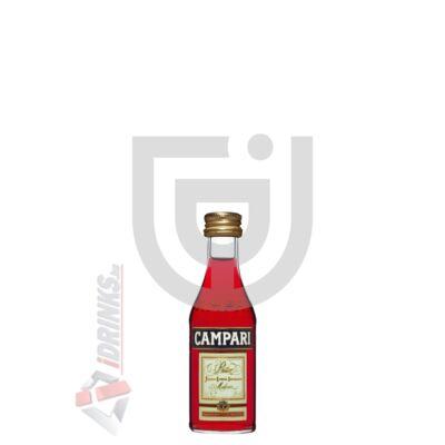 Campari Mini [0,04L 25%]