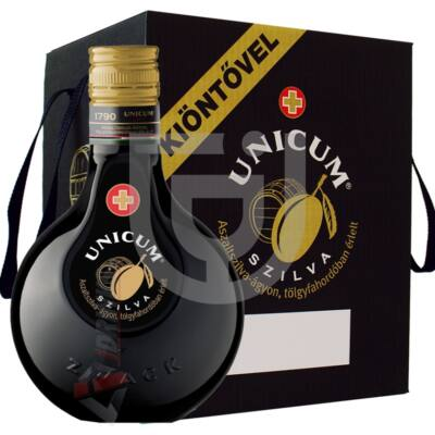 Zwack Unicum Szilva [5L 34,5%]