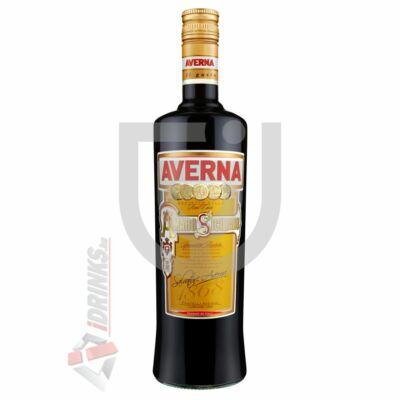 Averna Amaro Siciliano Keserűlikőr [0,7L 29%]