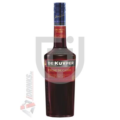 De Kuyper Cassis /Feketeribizli/ Likőr [0,7L 15%]