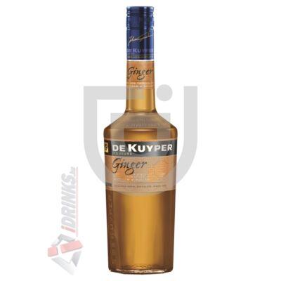 De Kuyper Ginger /Gyömbér/ Likőr [0,7L 36%]