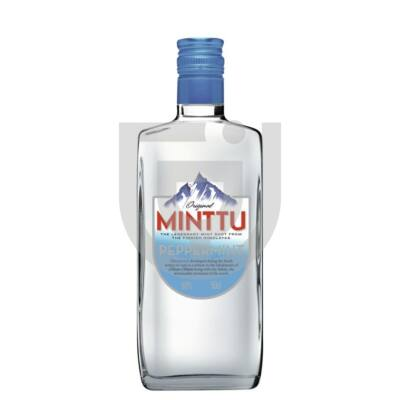 Minttu Pfefferminz /Borsmenta/ Likőr [0,5L 50%]