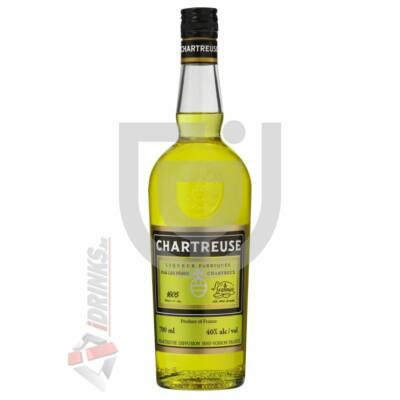 Chartreuse Yellow Likőr [0,7L|43%]