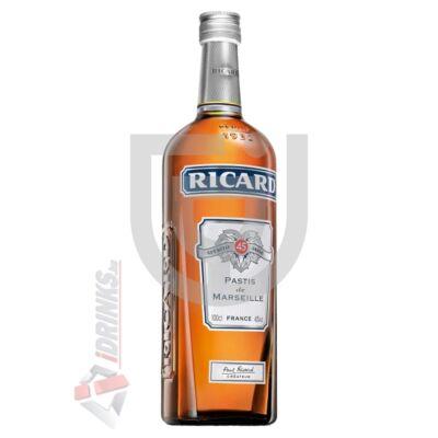 Pernod Ricard Pastis Ánizslikőr [1L 45%]