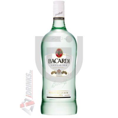 Bacardi Carta Blanca Superior Rum [1,5L|37,5%]