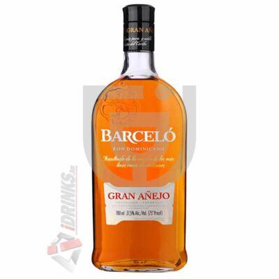 Barcelo Gran Anejo Rum [0,7L 37,5%]