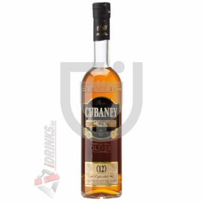 Cubaney Gran Reserva 12 Years Rum [0,7L|38%]