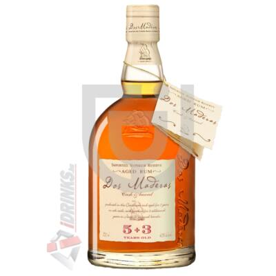 Dos Maderas Anejo 5+3 Years Rum [0,7L|37,5%]