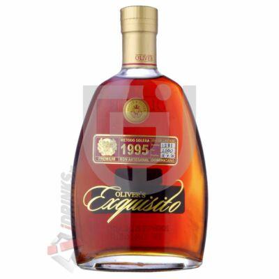 Exquisito Vintage 1995 Rum [0,7L|40%]