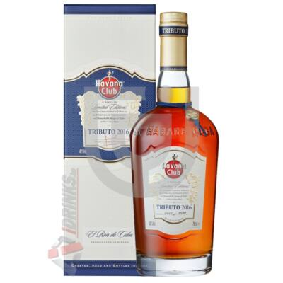 Havana Club Tributo Limited Edition Rum [0,7L 40%]