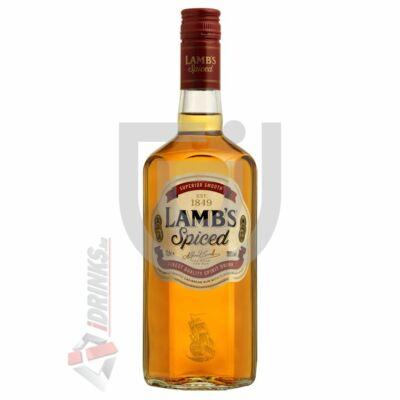 Lamb's Spiced Rum [0,7L|30%]