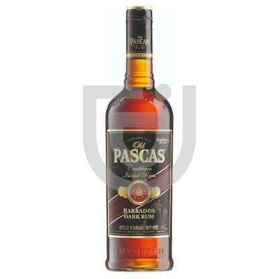 Old Pascas Ron Negro [0,7L 37,5%]