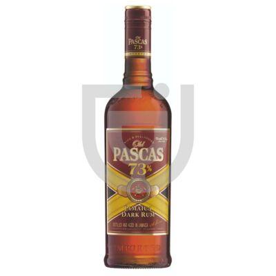 Old Pascas Overproof Dark Rum [0,7L|73%]