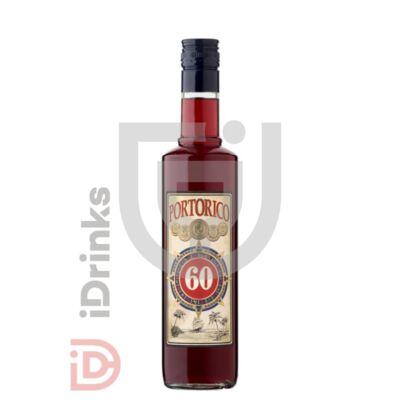 Portorico 60 Rum [0,5L 60%]