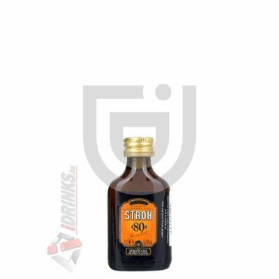 Stroh 80% Rum Mini [0,02L 80%]