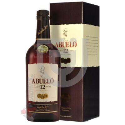 Abuelo 12 Years Rum [0,7L|40%]