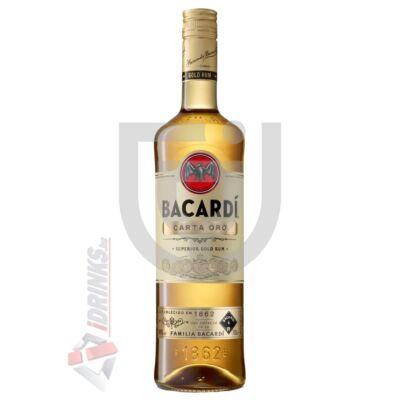 Bacardi Carta Oro /Gold/ Rum [0,7L 37,5%]