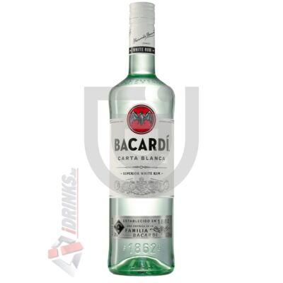 Bacardi Carta Blanca Superior Rum [1L|37,5%]