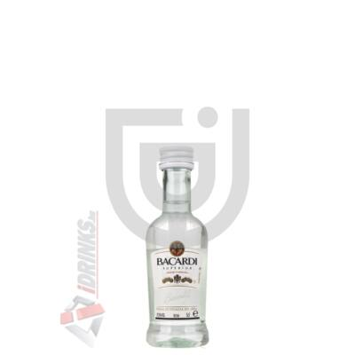 Bacardi Carta Blanca Superior Rum Mini [0,05L|37,5%]