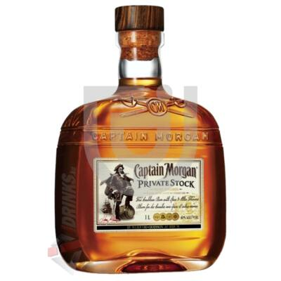 Captain Morgan Private Stock Rum [1L|40%]