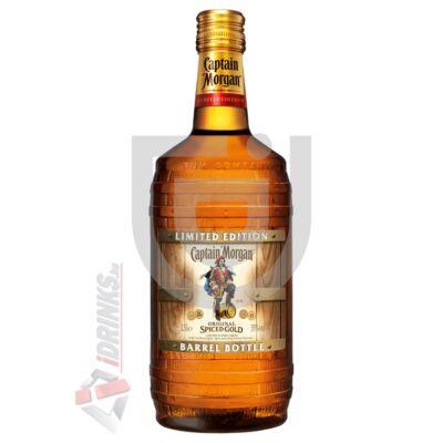 "Captain Morgan Spiced Gold ""Barrel Bottle"" [1,5L|35%]"