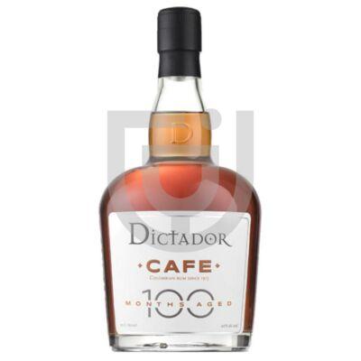 Dictador Cafe 100 Months Rum [0,7L|40%]