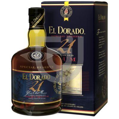 El Dorado 21 Years Rum [0,7L 43%]
