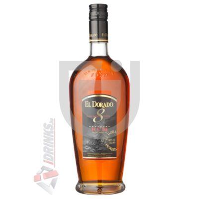 El Dorado 8 Years Rum [0,7L|40%]
