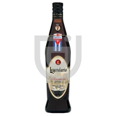 Legendario Elixir de Cuba 7 Years Rum [0,7L|34%]