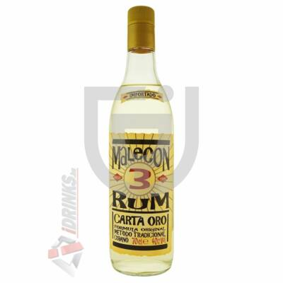 Malecon 3 Years Rum [0,7L|40%]