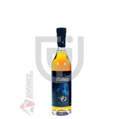 Malteco 10 Years Rum Midi [0,2L 40,5%]