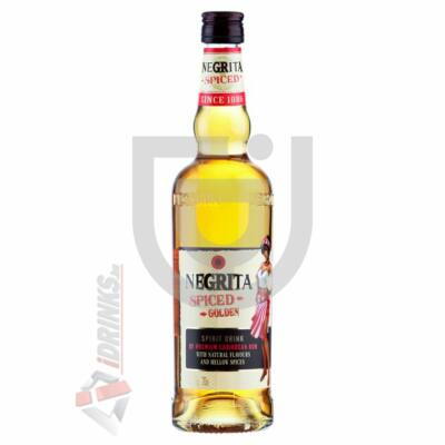 Negrita Spiced Golden Rum [0,7L|35%]