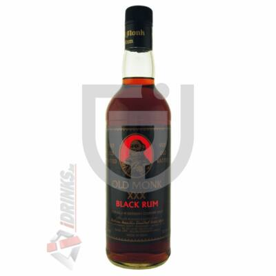 Old Monk XXX Black Rum [0,7L|37,5%]