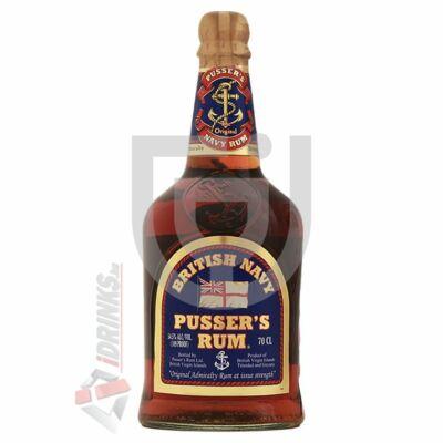 Pusser's British Navy Rum [0,7L 54,5%]