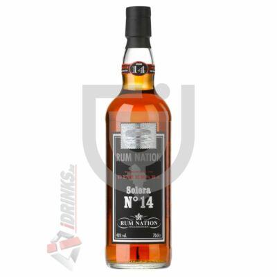 Rum Nation Demerara Solera N.14 Rum [0,7L|40%]