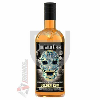 Wild Geese Golden Rum [0,7L 37,5%]