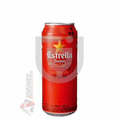 Estrella Damm /Dobozos/ [0,5L 4,6%]